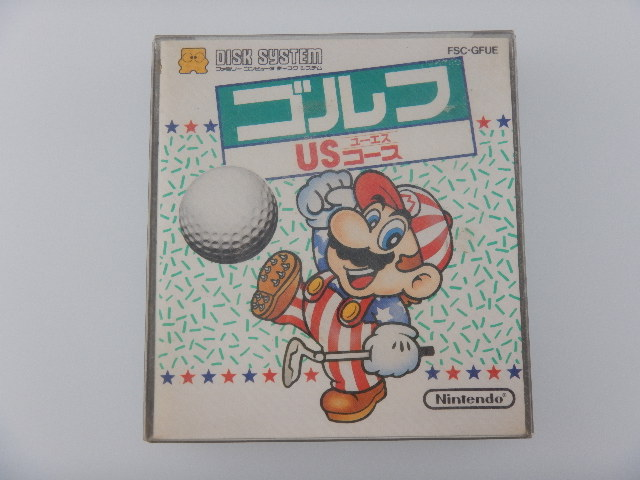 ゴルフ USコース(ディスクシステム)FSC-GFUE