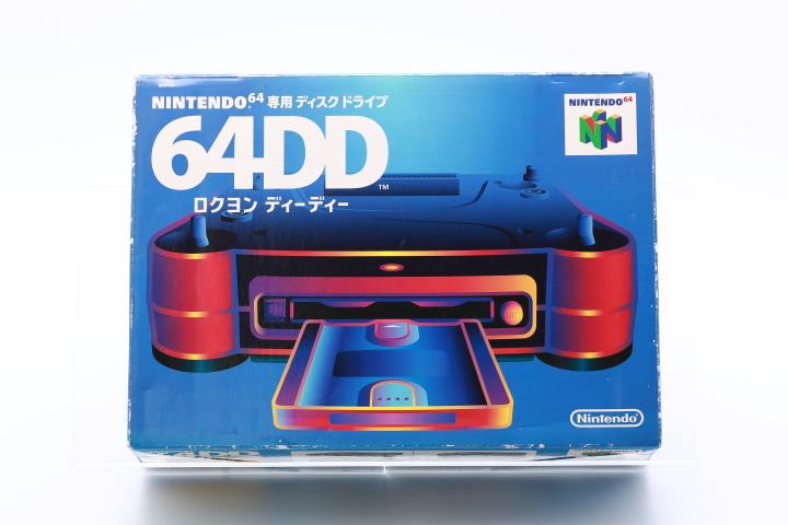 NINTENDO64パーツ/64DD