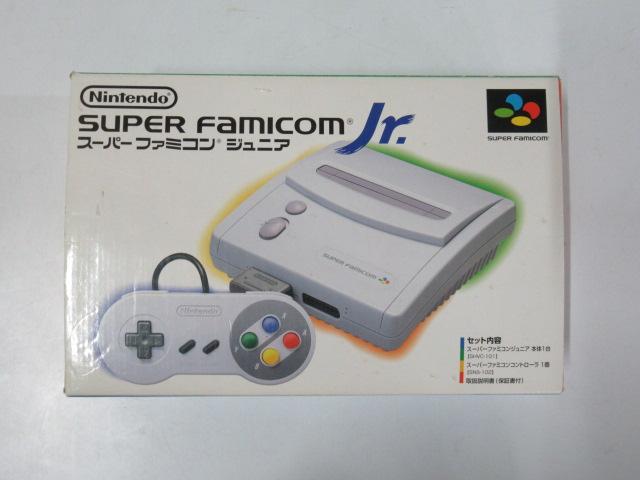 スーパーファミコン本体/スーパーファミコンジュニア