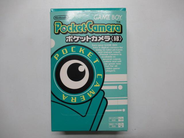 ポケットカメラ(緑)