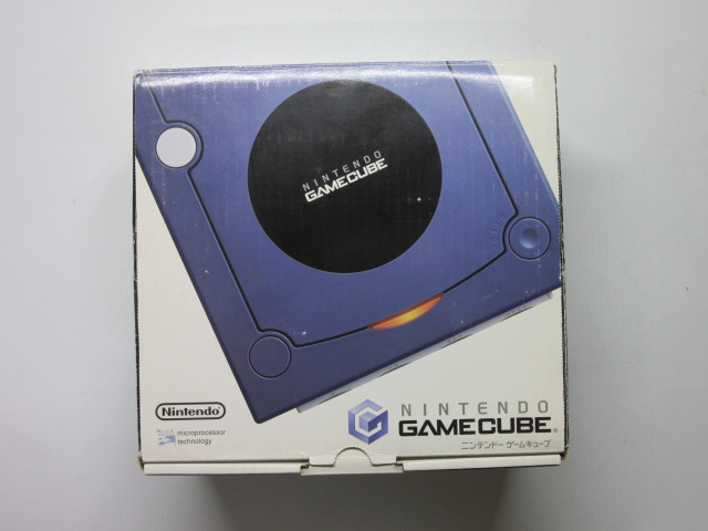 GAMECUBE (バイオレット) DOL-001