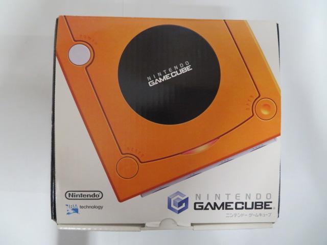 GAMECUBE (オレンジ)