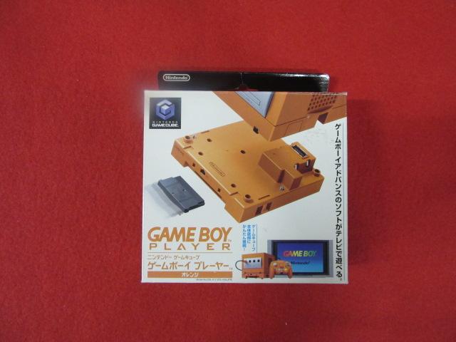 ゲームボーイプレーヤー(オレンジ)(GC) DOL-017