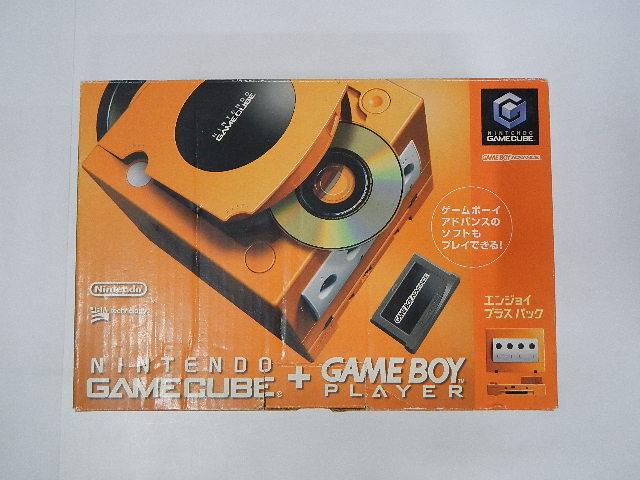 ゲームキューブ/Game Cubeエンジョイプラスパック オレンジ