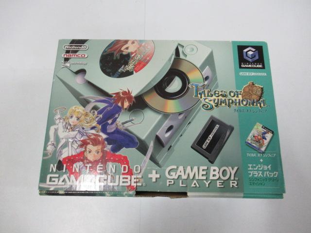ゲームキューブ/GAMECUBE+GAMEBOY PLAYER テイルズオブシンフォニアパック