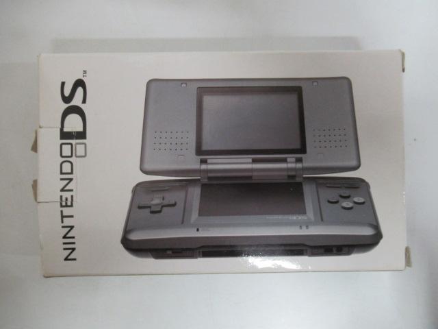 ニンテンドーDS(グラファイトブラック) NTR-001