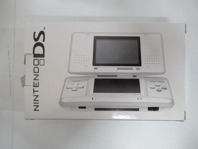 ニンテンドーDS(ピュアホワイト) NTR-001