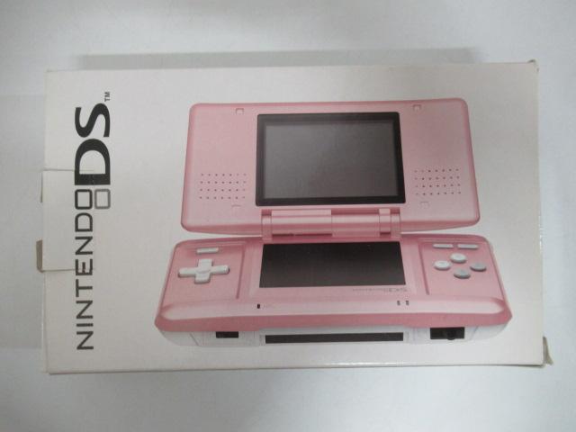 ニンテンドーDS (キャンディピンク) NTR-001