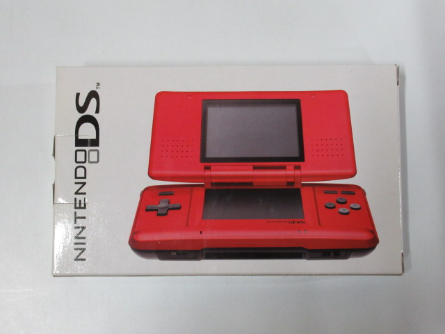 ニンテンドーDS(レッド) NTR-001
