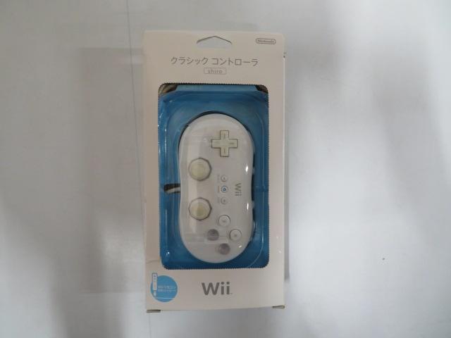 クラシックコントローラ(Wii)
