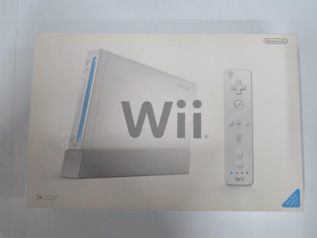 Wii(リモコンジャケット同梱版)
