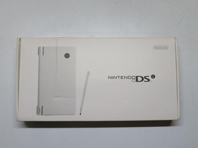 ニンテンドーDsi (ホワイト) TWL-001