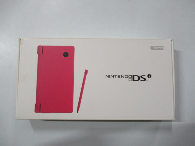 ニンテンドーDsi (ピンク) TWL-001