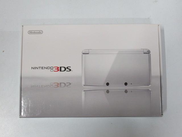 ニンテンドー3DS(アイスホワイト)
