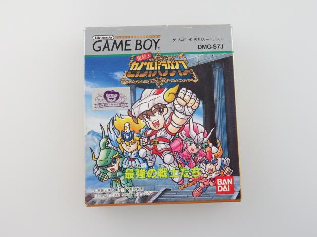 ゲームボーイソフト/聖闘士セイントパラダイス