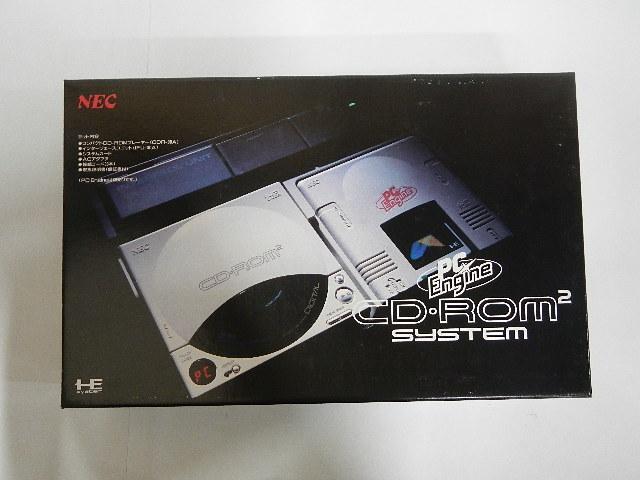 PCエンジン本体/CDROM2+インターフェイスユニット