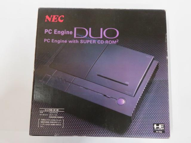 PCエンジン本体/DUO