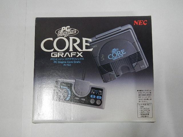 PCエンジン本体/PCエンジン CORE GRAFX
