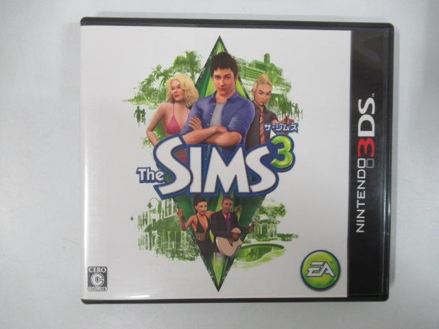 ザ シムズ3(3DS)
