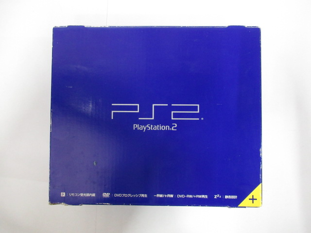 PlayStation 2(SCPH-50000)