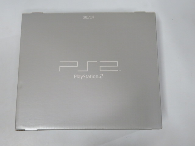 PlayStation 2(SCPH-39000)(シルバー)
