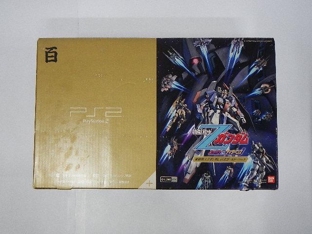 PlayStation2/機動戦士Zガンダム百式ゴールドパック