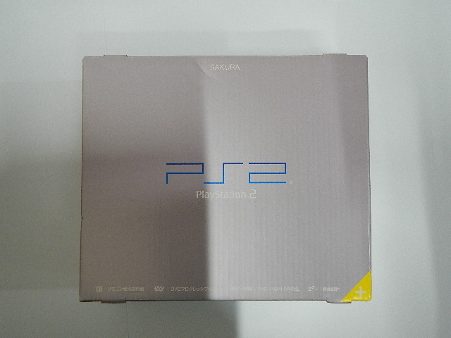 PlayStation2 SCPH-50000SA(サクラ)