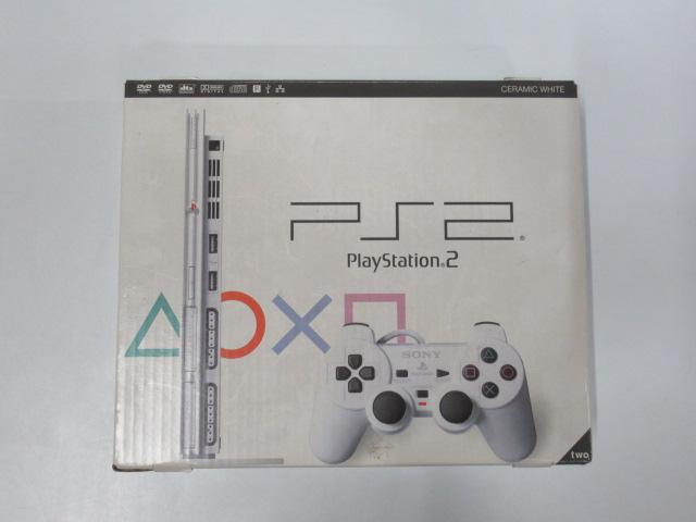 PlayStation2 SCPH-70000 cw(セラミックホワイト)