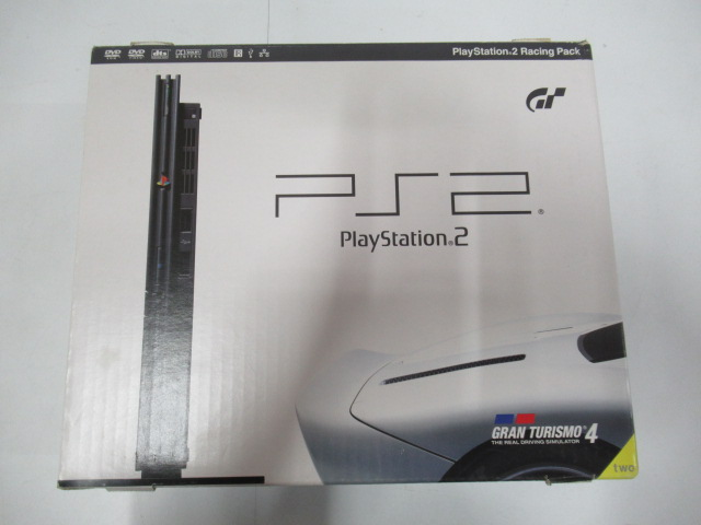PlayStation2レーシングパック SCPH-70000GT