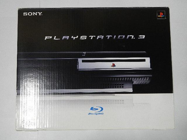 PlayStation3 60GB クリアブラック(旧型PS3本体・CECHA00)
