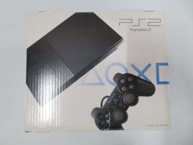 PlayStation2 SCPH-90000(チャコールブラック)