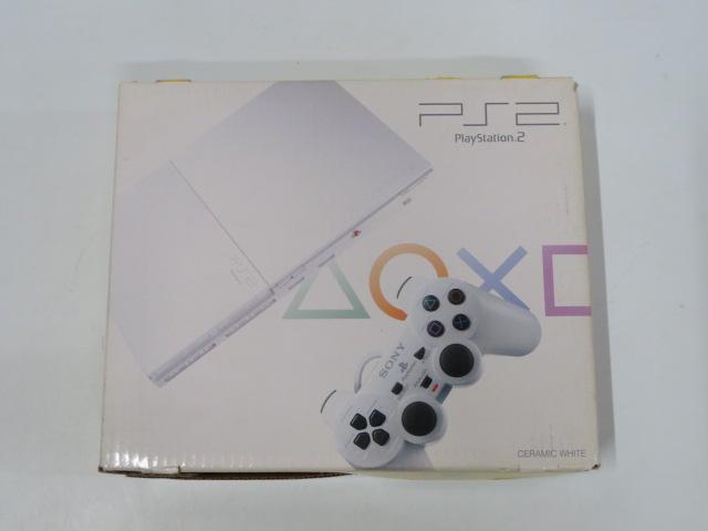 PlayStation2 SCPH-90000(セラミックホワイト)
