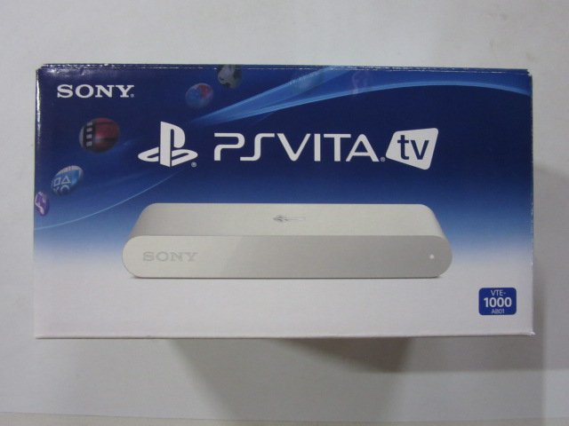 PlayStation Vita TV(VTE-1000 AB01)
