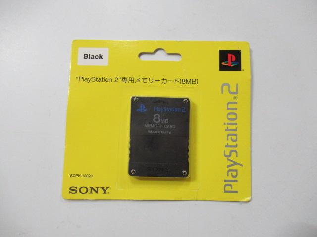 メモリーカード・8MB(PS2)