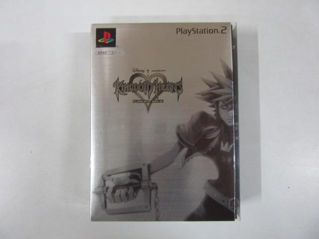 キングダムハーツ ファイナルミックス Platinum Limited