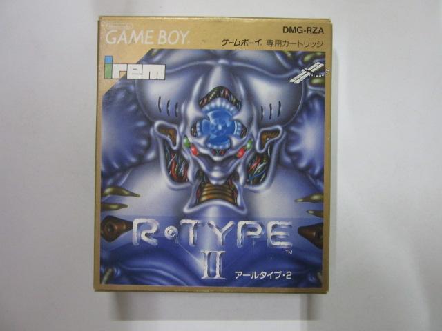 ゲームボーイソフト/R・TYPEⅡ