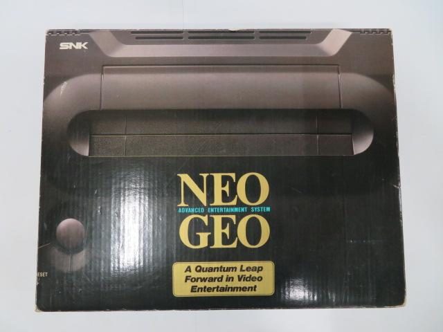 ネオジオ/本体