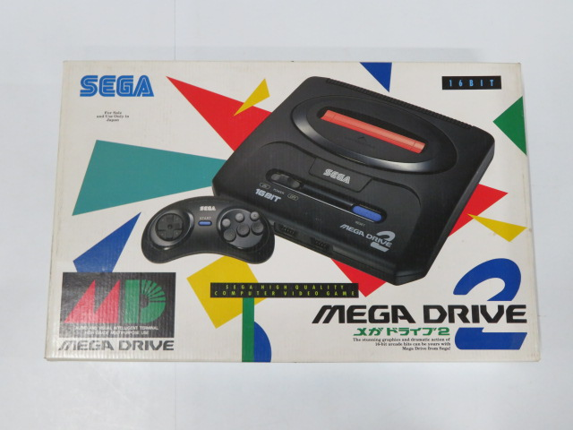 メガドライブ2 HAA-2502