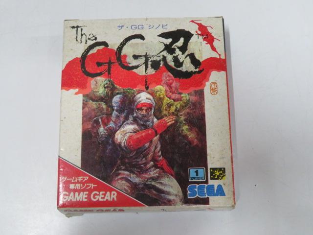 The・GG忍