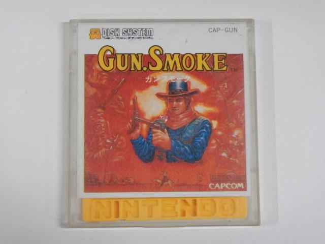 ガン・スモーク(ディスクシステム)CAP-GUN