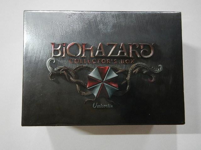 ゲームキューブ/バイオハザード コレクターズボックス
