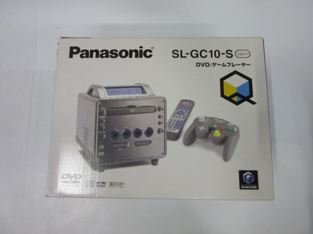 NINTENDO GAMECUBE互換機 DVD/ゲームプレーヤー「Q」 SL-GC10