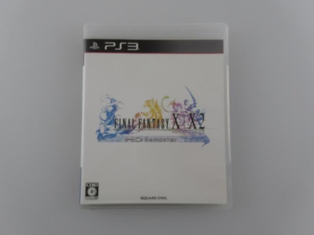 ファイナルファンタジーX/X-2 HD リマスター(PS3)