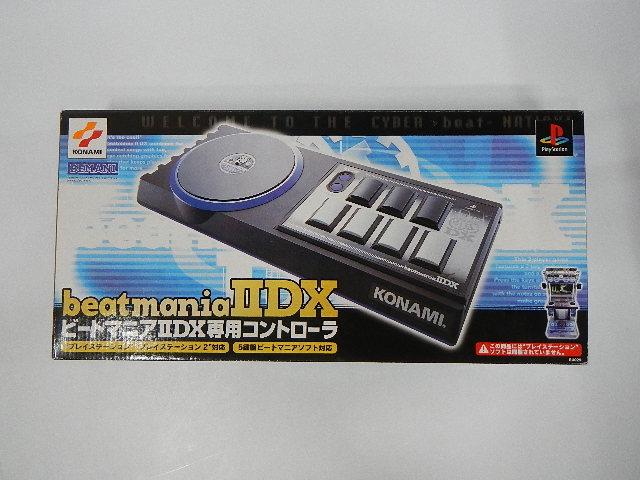ビートマニアⅡDXコントローラ(PS2)