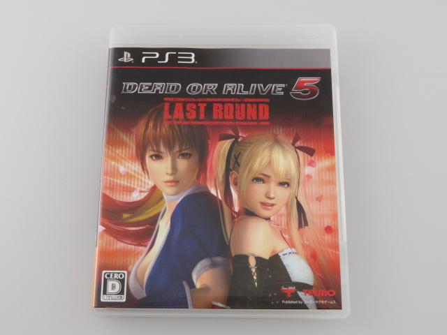 DEAD OR ALIVE 5:Last Round